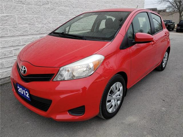 2012 Toyota Yaris  (Stk: 19284A) in Kingston - Image 2 of 23
