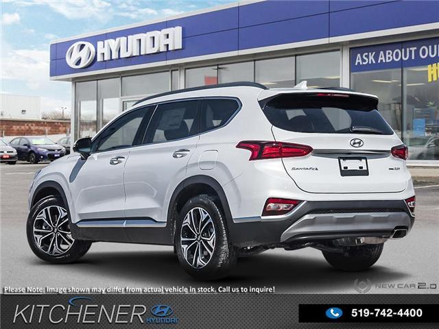 2019 Hyundai Santa Fe Ultimate 2.0 (Stk: 58738) in Kitchener - Image 4 of 23