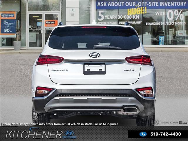 2019 Hyundai Santa Fe Ultimate 2.0 (Stk: 58738) in Kitchener - Image 5 of 23