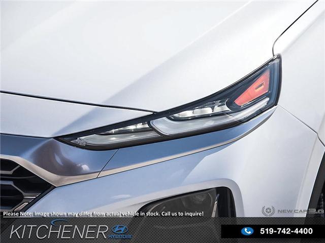 2019 Hyundai Santa Fe Ultimate 2.0 (Stk: 58738) in Kitchener - Image 10 of 23