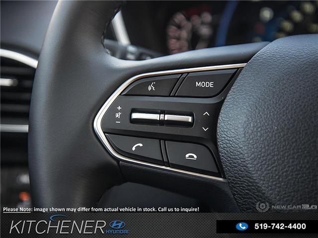 2019 Hyundai Santa Fe Ultimate 2.0 (Stk: 58738) in Kitchener - Image 15 of 23