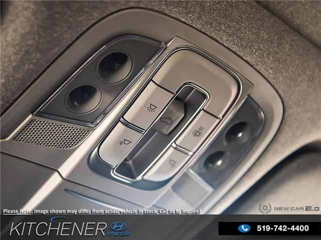 2019 Hyundai Santa Fe Ultimate 2.0 (Stk: 58738) in Kitchener - Image 19 of 23