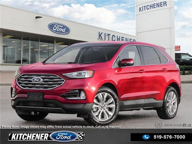 2019 Ford Edge Titanium (Stk: 9D4320) in Kitchener - Image 1 of 23