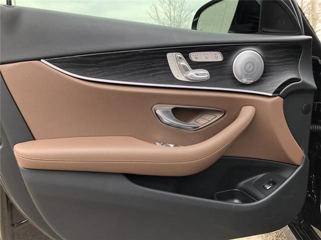 2019 Mercedes-Benz E-Class Base (Stk: P1440) in Barrie - Image 11 of 21