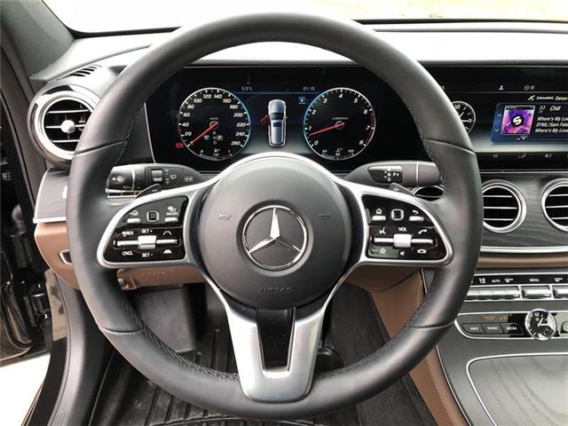 2019 Mercedes-Benz E-Class Base (Stk: P1440) in Barrie - Image 13 of 21