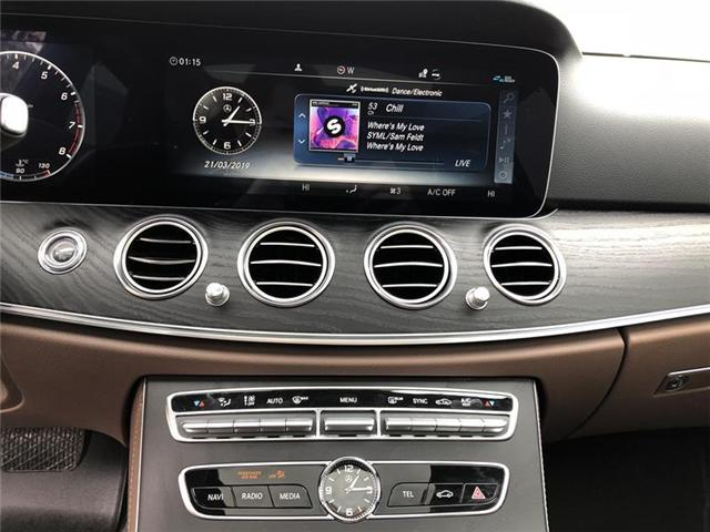 2019 Mercedes-Benz E-Class Base (Stk: P1440) in Barrie - Image 14 of 21