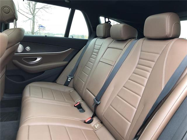 2019 Mercedes-Benz E-Class Base (Stk: P1440) in Barrie - Image 18 of 21