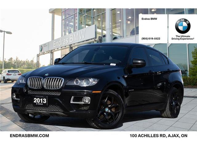 2013 BMW X6 xDrive50i (Stk: 35231B) in Ajax - Image 1 of 21