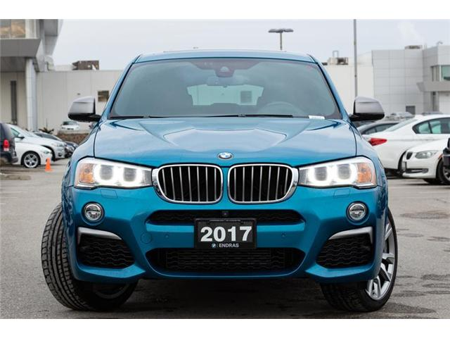 2017 BMW X4 M40i (Stk: 40971A) in Ajax - Image 2 of 22