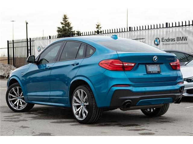 2017 BMW X4 M40i (Stk: 40971A) in Ajax - Image 4 of 22