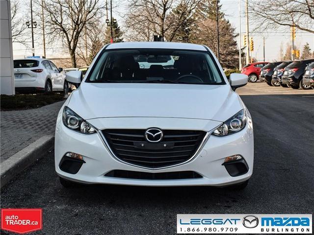2015 Mazda Mazda3 GS-AUTOMATIC, BLUETOOTH, HEATED SEATS (Stk: 1805) in Burlington - Image 2 of 21