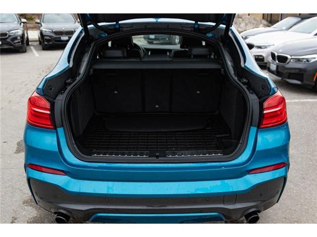 2017 BMW X4 M40i (Stk: 40971A) in Ajax - Image 9 of 22