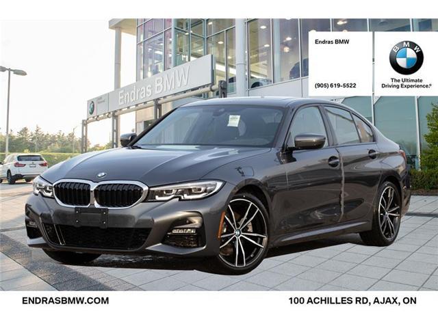 2019 BMW 330i xDrive (Stk: 35419) in Ajax - Image 1 of 22
