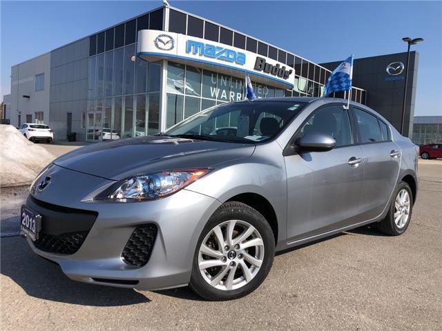 2013 Mazda Mazda3 GS-SKY (Stk: P3407A) in Oakville - Image 1 of 18