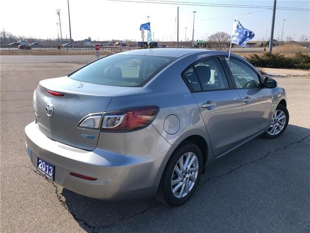 2013 Mazda Mazda3 GS-SKY (Stk: P3407A) in Oakville - Image 5 of 18