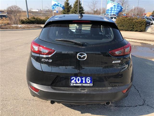 2016 Mazda CX-3 GS (Stk: 16418A) in Oakville - Image 4 of 21