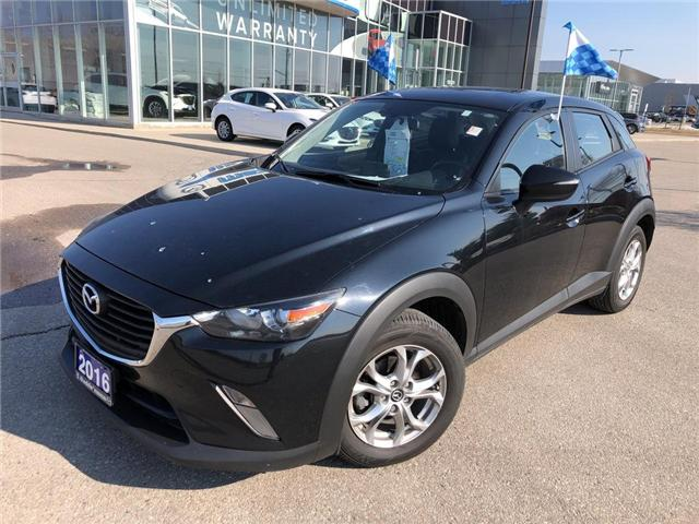 2016 Mazda CX-3 GS (Stk: 16418A) in Oakville - Image 9 of 21