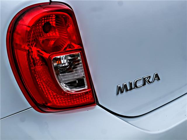 2015 Nissan Micra S (Stk: FL215065L) in Bowmanville - Image 13 of 23