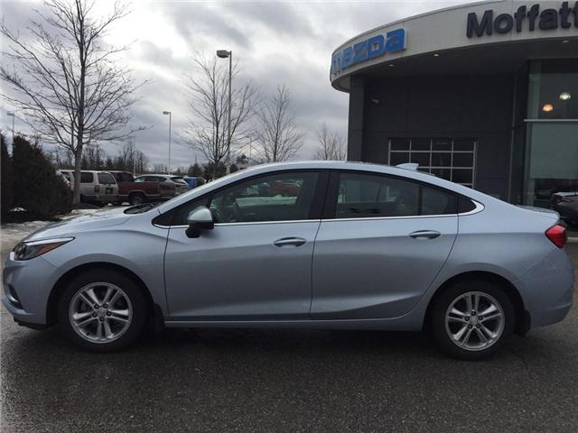 2018 Chevrolet Cruze LT Auto (Stk: 27366) in Barrie - Image 2 of 22