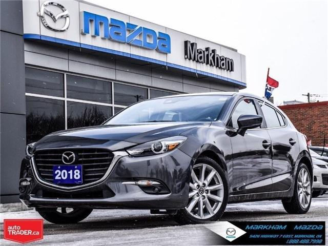 2018 Mazda Mazda3 GT (Stk: Q190221A) in Markham - Image 1 of 26