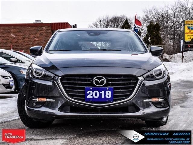 2018 Mazda Mazda3 GT (Stk: Q190221A) in Markham - Image 2 of 26