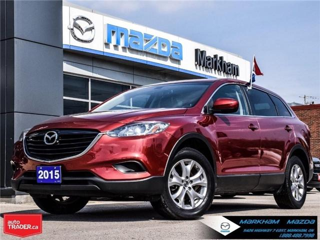 2015 Mazda CX-9 GS (Stk: Q190323A) in Markham - Image 1 of 29