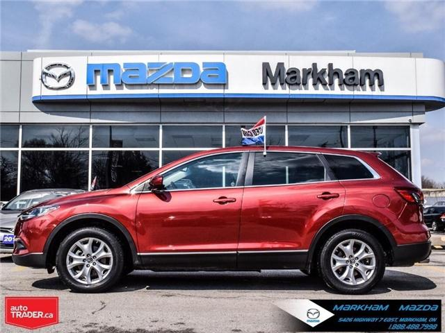 2015 Mazda CX-9 GS (Stk: Q190323A) in Markham - Image 2 of 29
