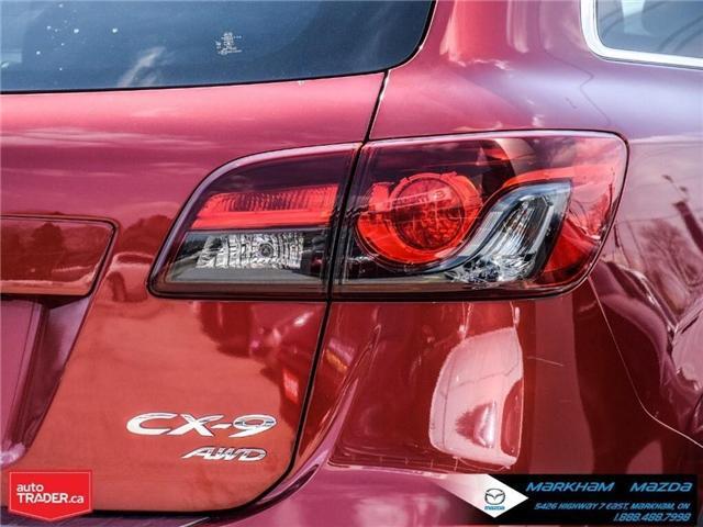2015 Mazda CX-9 GS (Stk: Q190323A) in Markham - Image 5 of 29