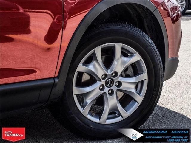 2015 Mazda CX-9 GS (Stk: Q190323A) in Markham - Image 6 of 29