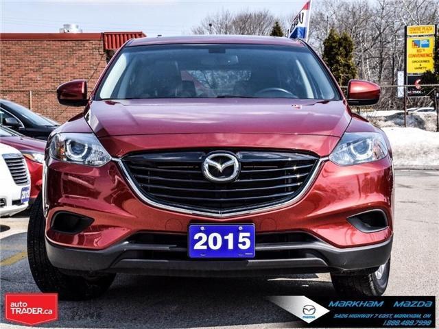2015 Mazda CX-9 GS (Stk: Q190323A) in Markham - Image 8 of 29