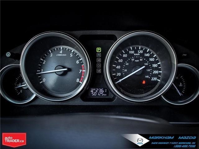 2015 Mazda CX-9 GS (Stk: Q190323A) in Markham - Image 24 of 29