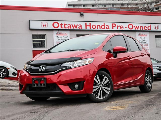 2016 Honda Fit EX (Stk: 31784-1) in Ottawa - Image 1 of 23