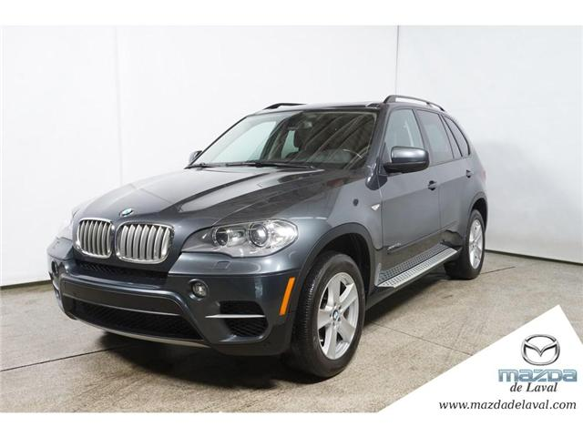 2012 BMW X5 xDrive35d (Stk: 52102A) in Laval - Image 1 of 30