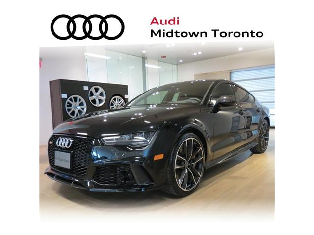 2018 Audi RS 7 4.0T performance (Stk: AU3405) in Toronto - Image 1 of 22
