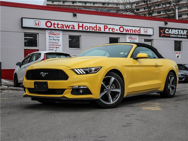 2015 Ford Mustang V6 (Stk: 31798-1) in Ottawa - Image 1 of 22