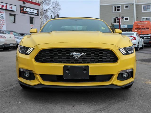 2015 Ford Mustang V6 (Stk: 31798-1) in Ottawa - Image 2 of 22