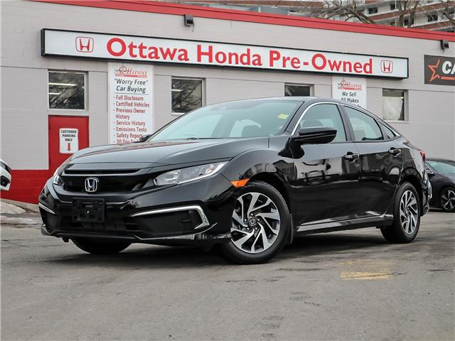 2019 Honda Civic EX (Stk: H7509-0) in Ottawa - Image 1 of 26