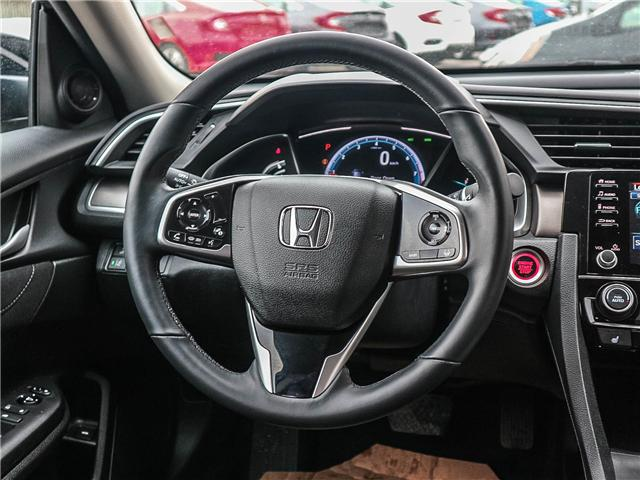 2019 Honda Civic EX (Stk: H7509-0) in Ottawa - Image 12 of 26