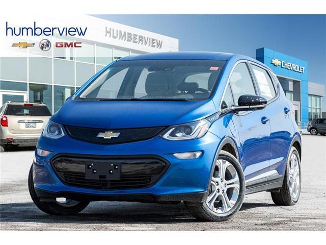 2019 Chevrolet Bolt EV LT (Stk: 19BT016) in Toronto - Image 1 of 20