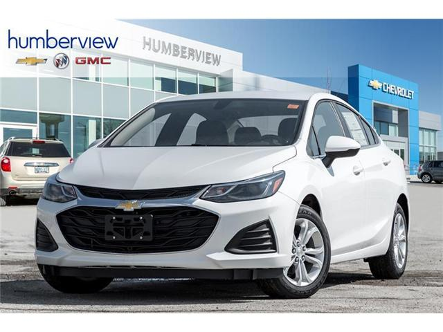 2019 Chevrolet Cruze LT (Stk: 19CZ070) in Toronto - Image 1 of 20