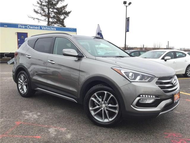 2018 Hyundai Santa Fe Sport  (Stk: 7604H) in Markham - Image 1 of 20