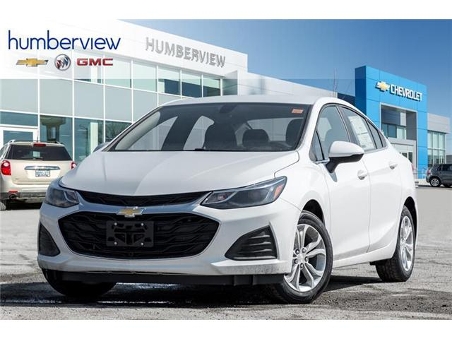 2019 Chevrolet Cruze LT (Stk: 19CZ074) in Toronto - Image 1 of 20