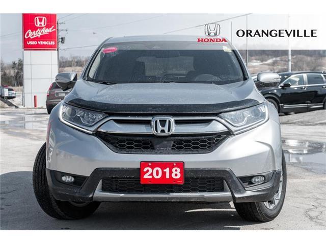 2018 Honda CR-V EX (Stk: F19101A) in Orangeville - Image 2 of 20