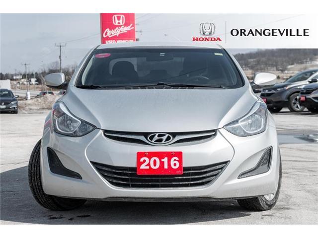 2016 Hyundai Elantra GL (Stk: F19122A) in Orangeville - Image 2 of 18