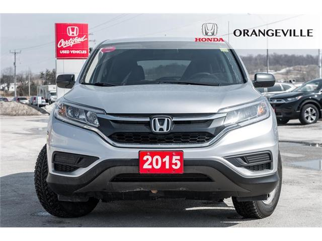 2015 Honda CR-V LX (Stk: V19029A) in Orangeville - Image 2 of 18