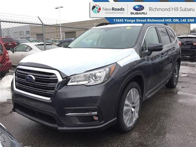 2019 Subaru Ascent Limited w/ Captains Chair (Stk: 32457) in RICHMOND HILL - Image 1 of 19