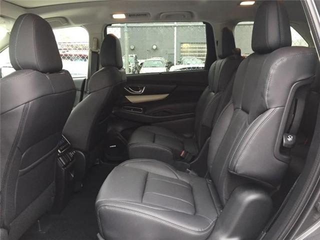 2019 Subaru Ascent Limited w/ Captains Chair (Stk: 32457) in RICHMOND HILL - Image 10 of 19
