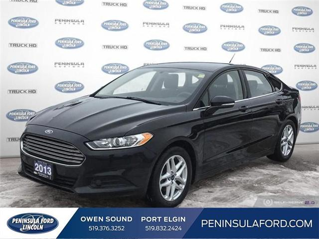 2013 Ford Fusion SE (Stk: 19FN02A) in Owen Sound - Image 1 of 24