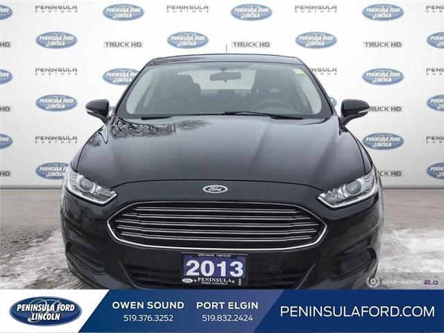 2013 Ford Fusion SE (Stk: 19FN02A) in Owen Sound - Image 2 of 24