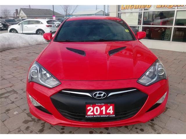 2014 Hyundai Genesis Coupe 2.0T (Stk: DK2583A) in Orillia - Image 2 of 17